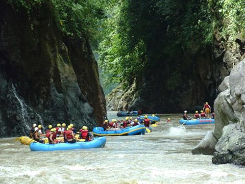 River Rafting - Costa RIca