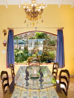 SM330 Dining Area