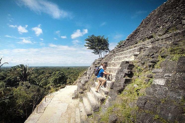 BL105 Explore Ancient Mayan Temples