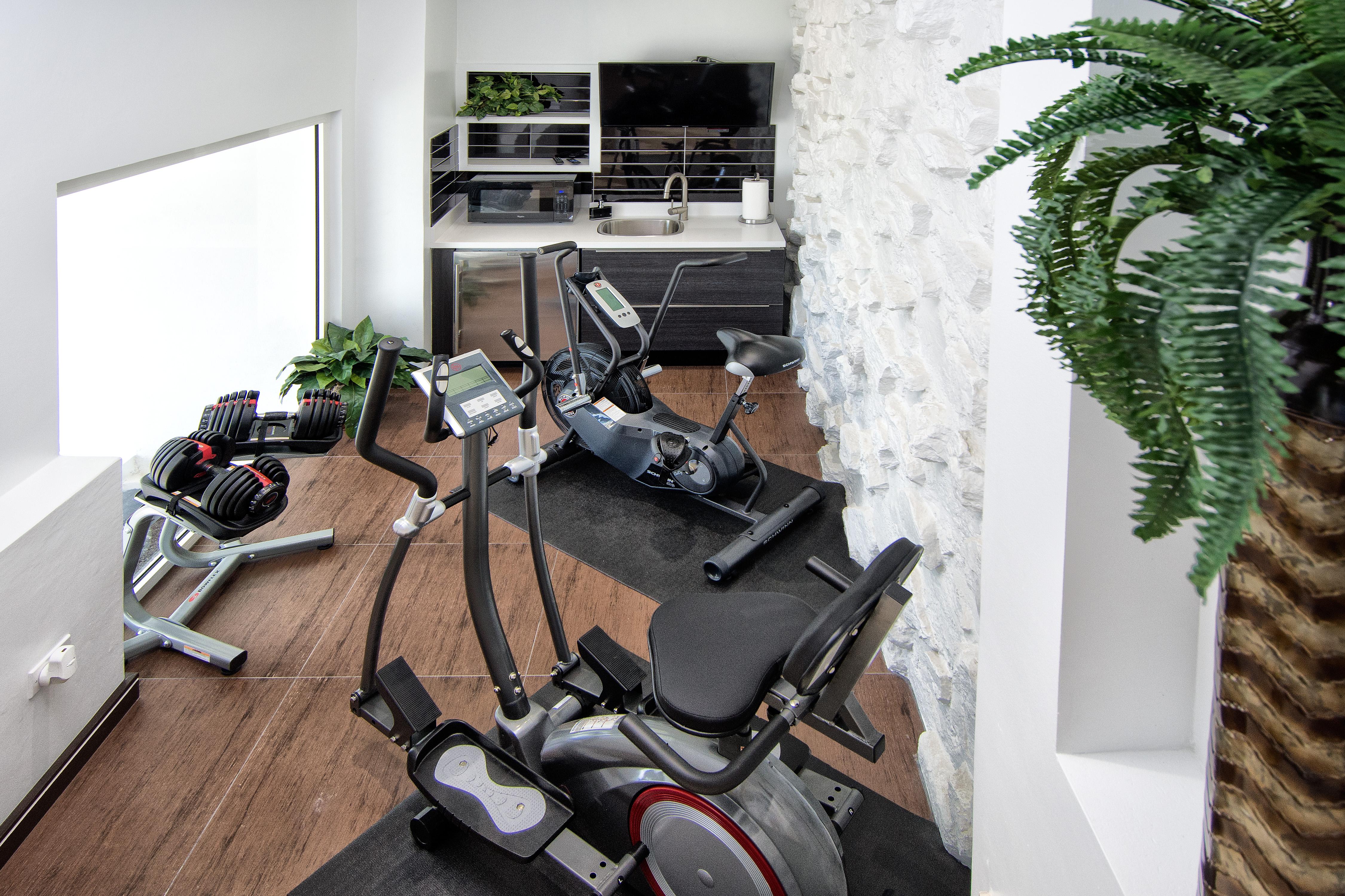 SM101 Fitness Room