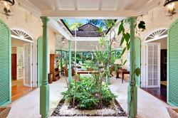 BB364 Cottage Courtyard