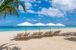 JM253 Beach Chairs and Umbrellas