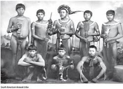 Puerto Rican Taino Indians