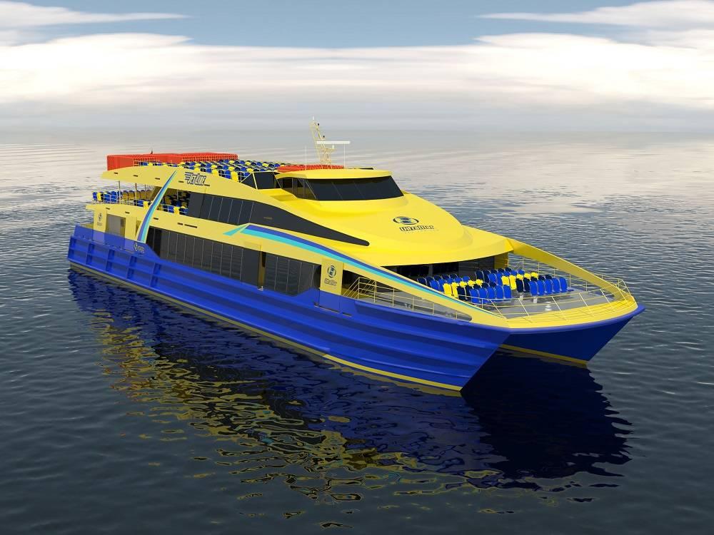 Cozumel /Playa Fast Ferry