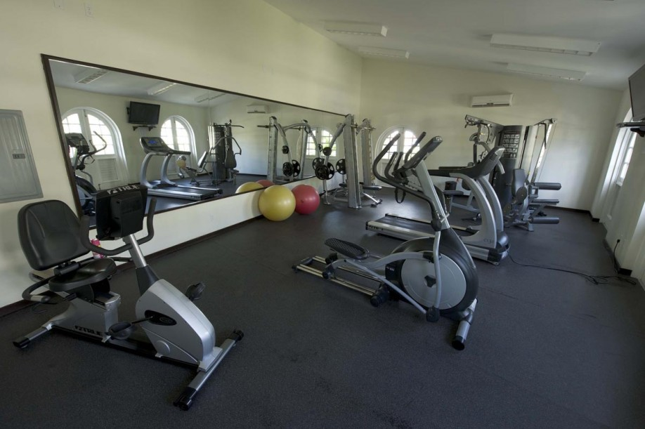 BB508 Gym (on site)