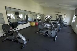 BB508 Gym (on site)