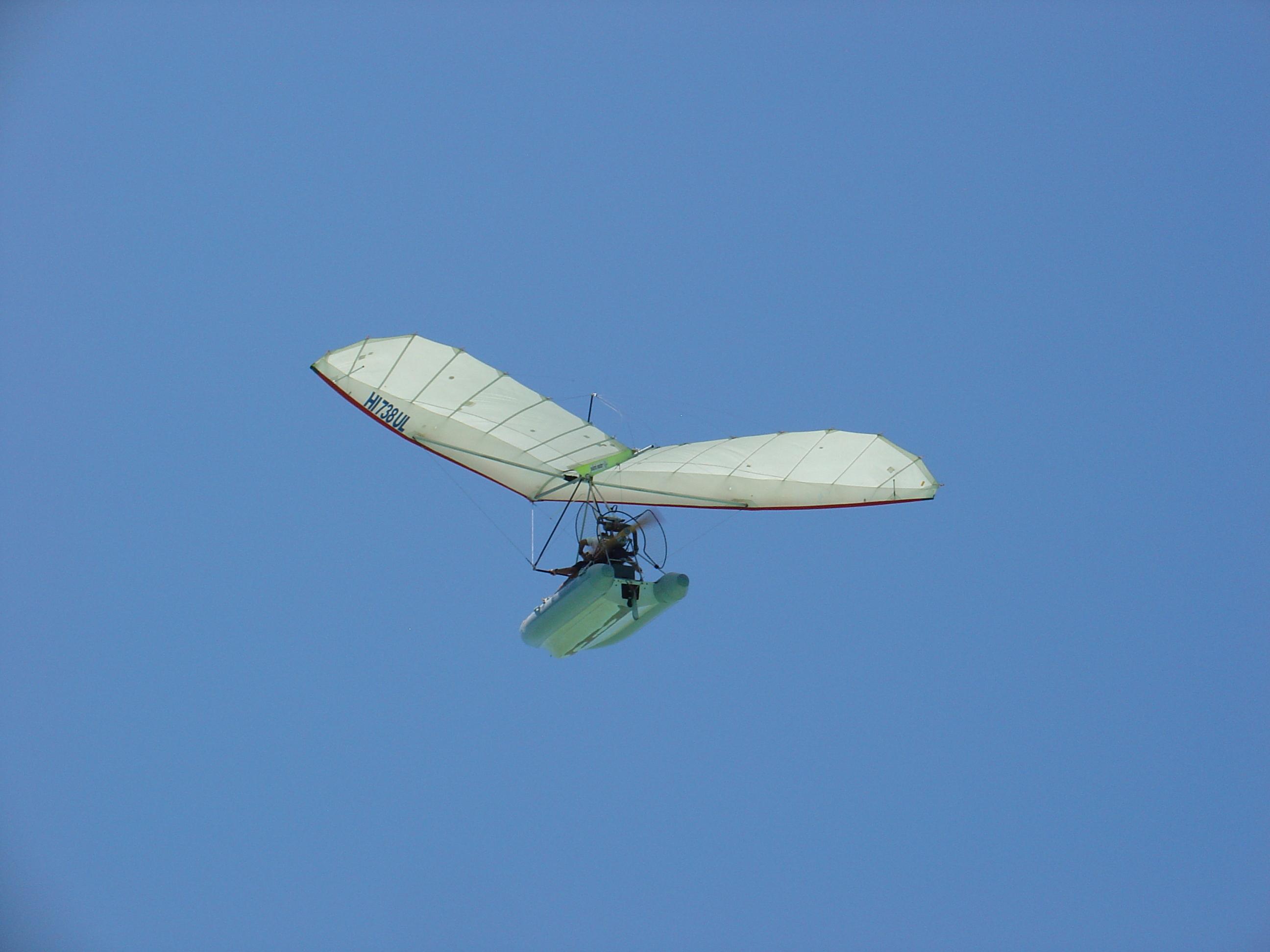 Hang Gliding, Punta Cana