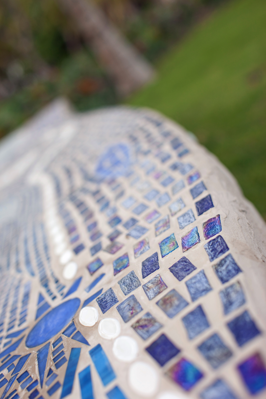 DR300 Bench Tile (Detail)