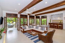 JM255 Living Area/Bar/Patio/Pool
