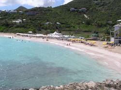 Dawn Beach - Condos on Right