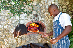 BB264 Pizza Oven
