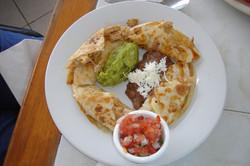 Breakfast at Jeanie's, Cozumel