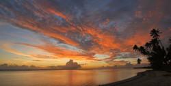 Treasure Cay Sunset
