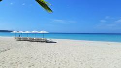 JM255 Beach Chairs and Umbrellas
