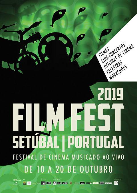 Cartaz Film Fest 2019