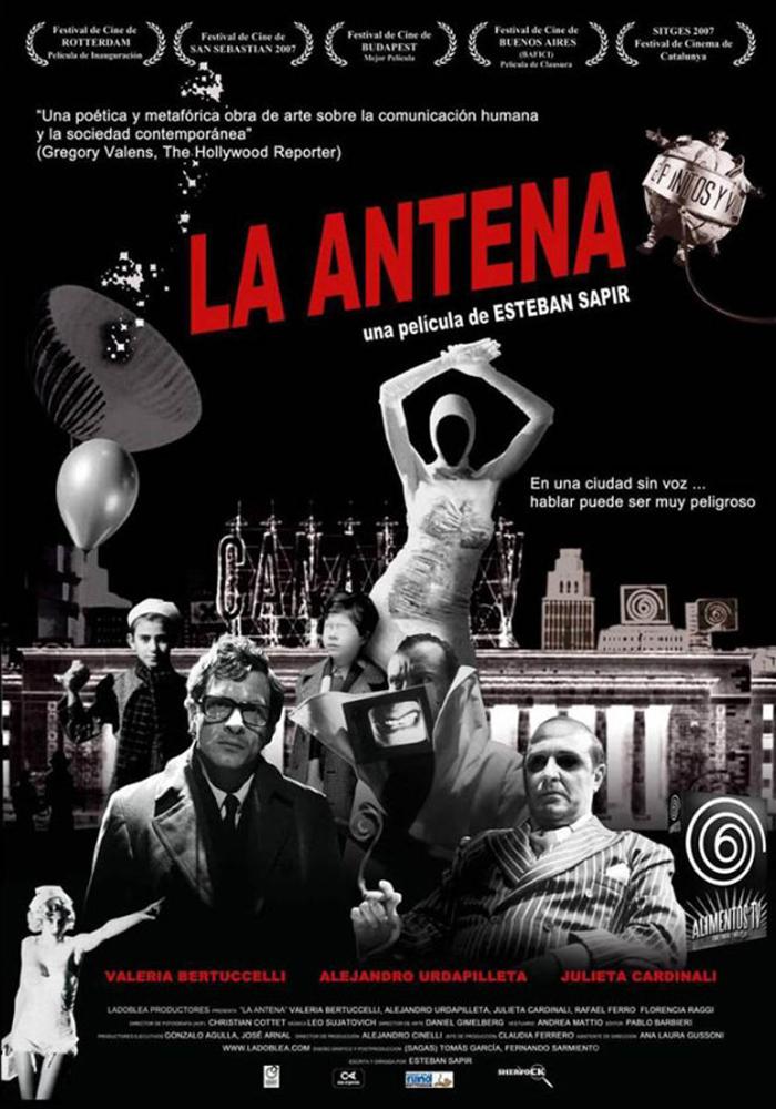 A Antena - cartaz