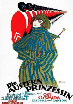 A Princesa das Ostras   Poster
