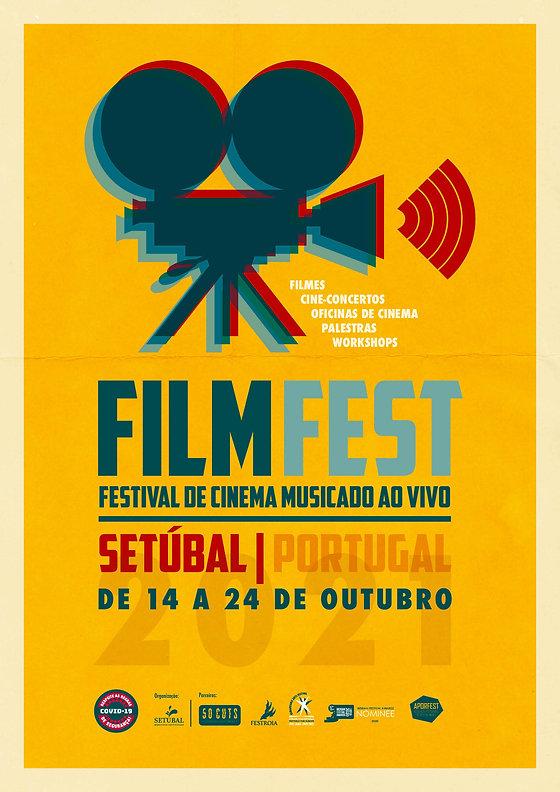 Film Fest 2021 | Cartaz