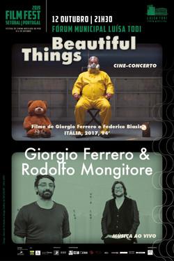 Beautiful Things| Poster
