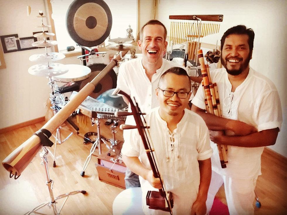 Bruno Teixeira Trio