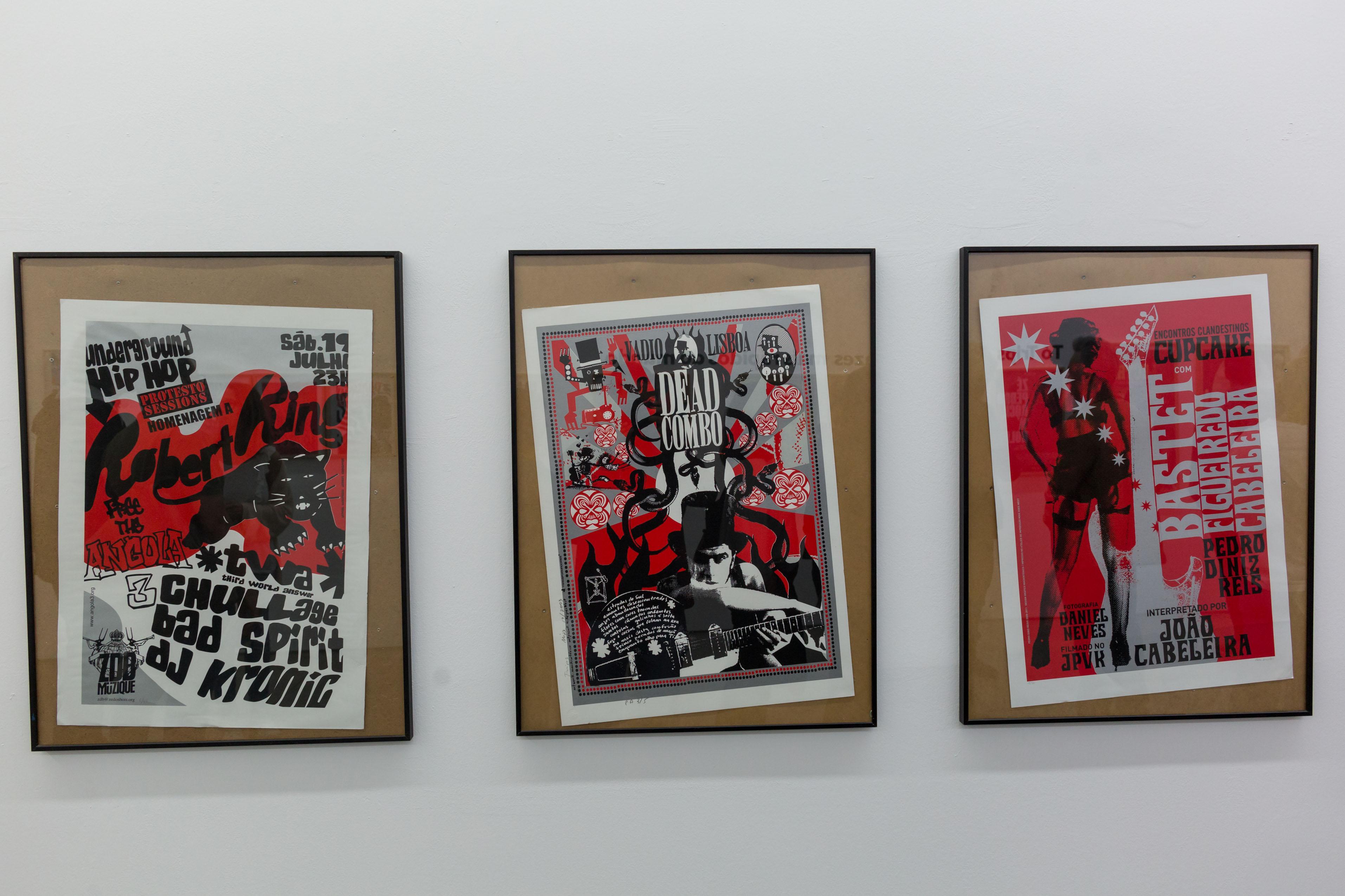 Exposição Eram os Cartazes Mais Rápidos do Mundo