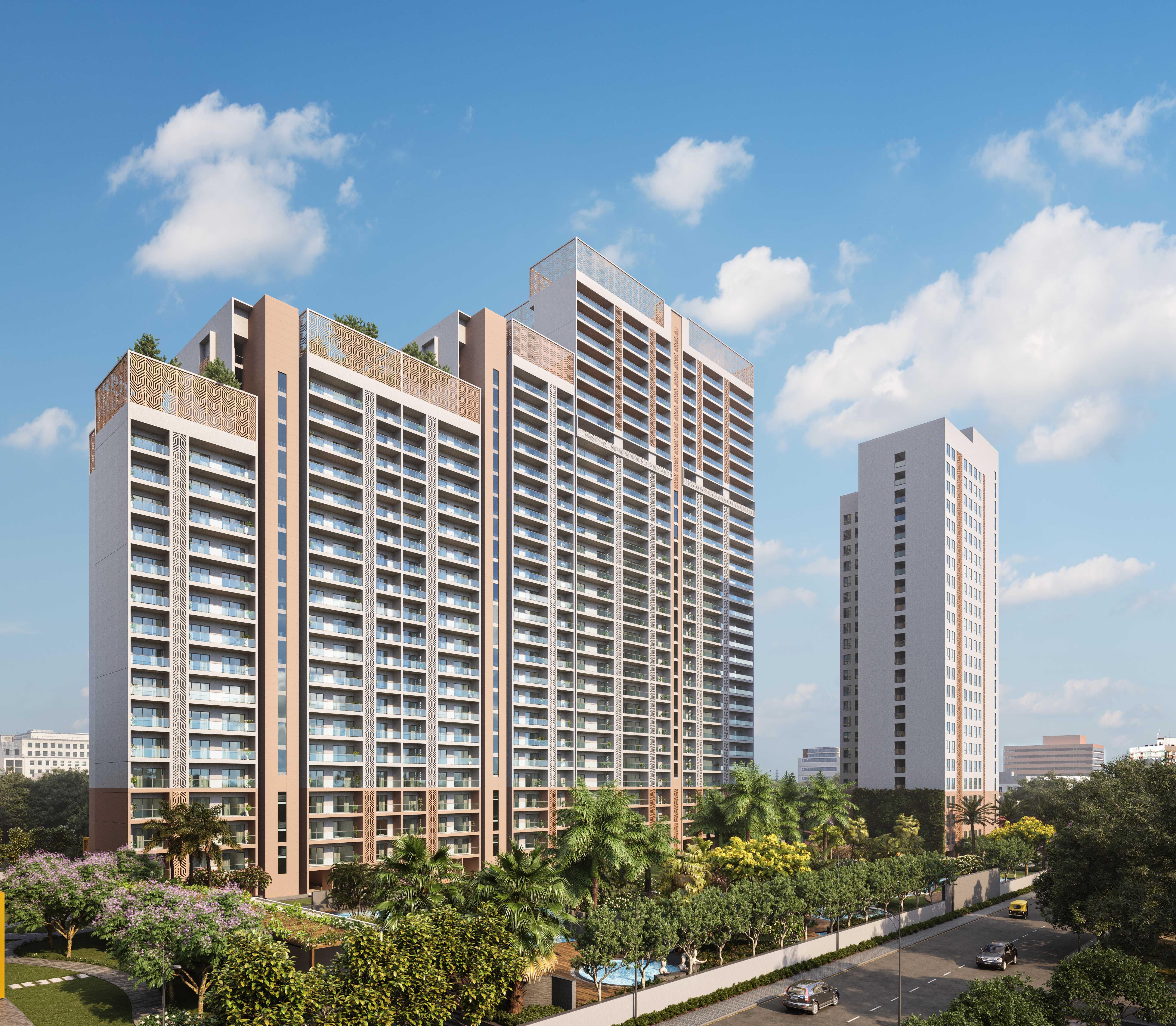 Godrej South Estate | UAW