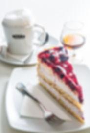 Beachclub Paguera Cafe Cake