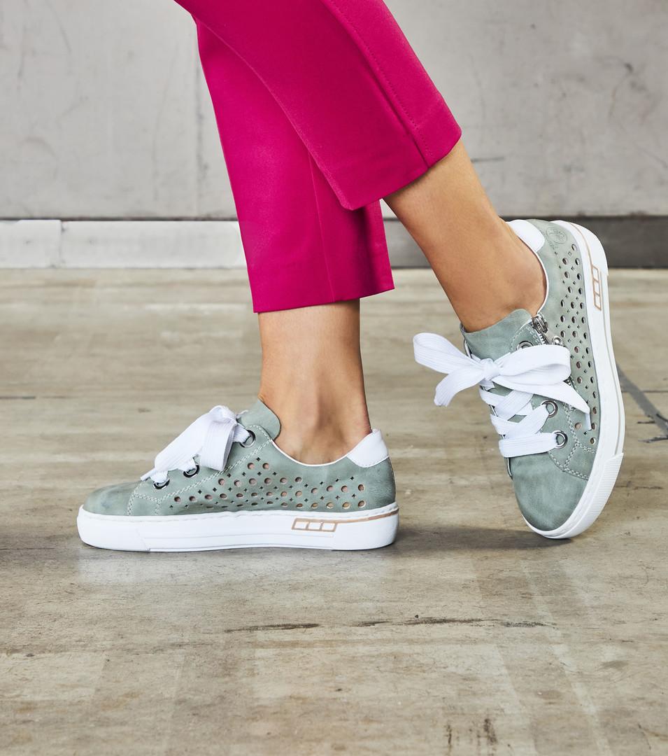 Sneaker by Rieker.