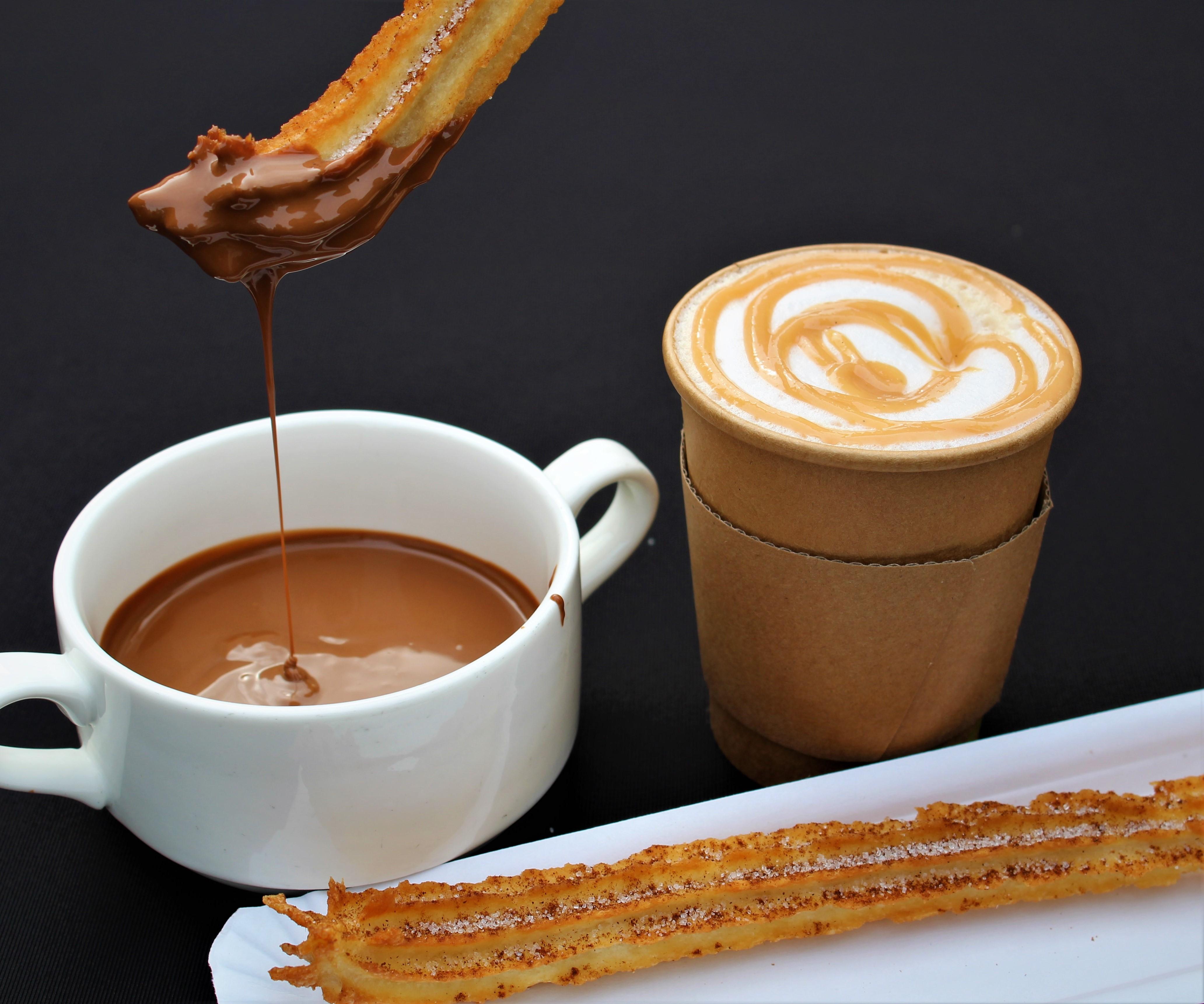 Churros con Café
