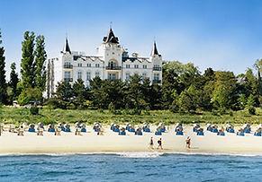Palace Hotel auf Usedom