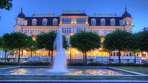 Seetelhotel Ahlbecker Hof auf Usedom