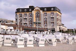 Hotel Miramar auf Sylt