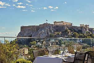 Electra Metropolis Hotel (Athen)