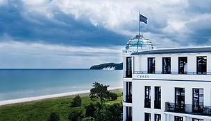 Hotel CERÊS am Meer auf Rügen