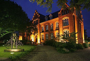 "Hotel ""Altes Gymnasium"" in Husum"