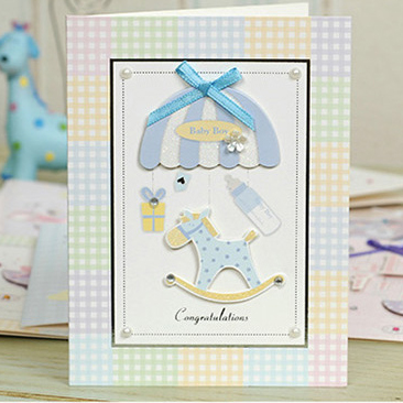 Baby Greeting Card