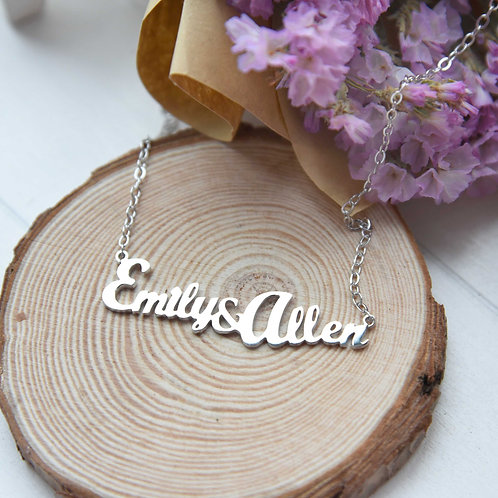 Customized Necklace 訂製項鍊