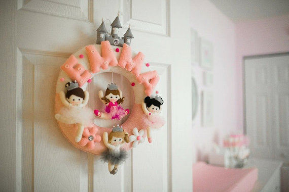Baby Name Wall Decors