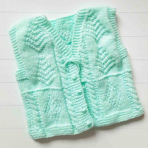 Handmade Baby Knitwear 全人手編織嬰兒背心