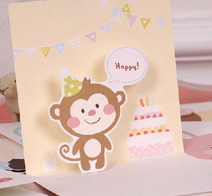 Pop-up Greeting Card