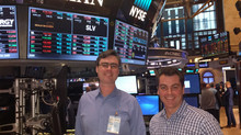 Sustainable Income Visiting the New York Stock Exchange