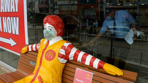 McDonald's Testing New Automation As Dems Push For $15 Min Wage