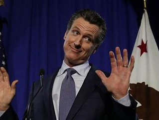 SHERIFFS SAY NO: Some California Police Officials Say They Won't Enforce Newsom's 10PM Curfew