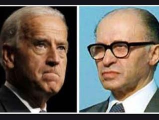 Joe Biden and Jews with Trembling Knees