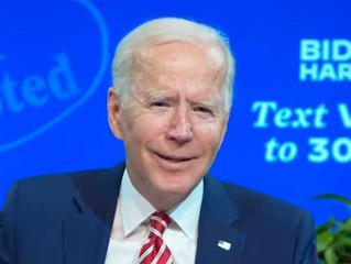 Joe Biden Touts 'Most Extensive & Inclusive Voter Fraud Organization in History of American Poli