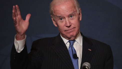 Video shows Biden flexing about being arrested at 21 for breaching chamber at Capitol, sitting in VP