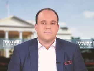 'DEBATE ME': Jewish Voices For Trump Co-Chair Challenges 'pro antisemitism' Biden Camp