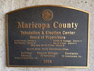 Early Indications Are That Ballots Found Shredded in Maricopa County Dumpster are 2020 Ballots