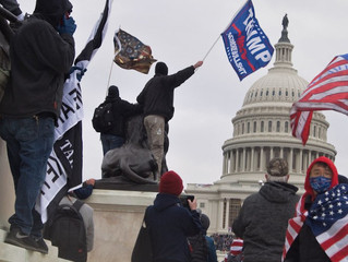 FBI Confirms No Firearms Were Found During January 6 Capitol Protests
