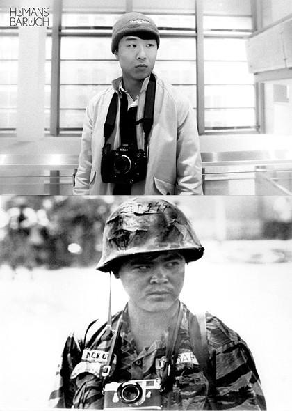 Kevin Kim as Nick Ut
